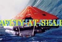 Плот Спасательный Надувной ПСН