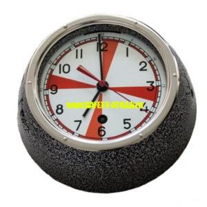 Часы корабельные   5ЧМ с секторами радиомолчания