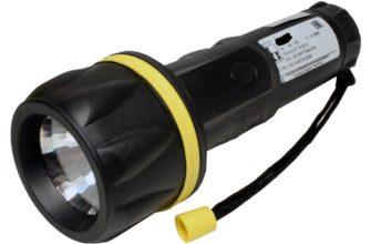 Взрывозащищенные компактные ручные фонари