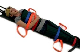 Спасательные носилки Neil Robertson