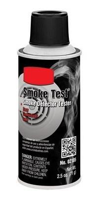 Аэрозоль для проверки дымовых пожарных извещателей (SMOKE TEST)